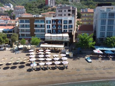 Отель Aleksandar Hotel 4* Рафаиловичи Черногория