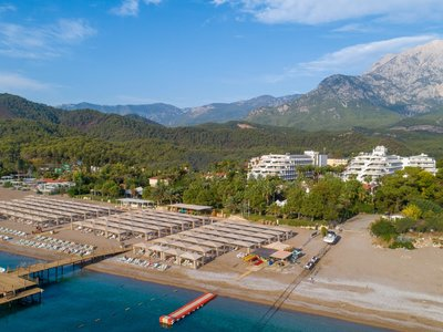 Отель Queen's Park Tekirova Resort & Spa 5* Кемер Турция