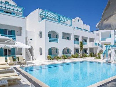 Отель Santellini Hotel 3* о. Санторини Греция