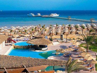 Отель Albatros Beach Club 5* Сома Бэй Египет