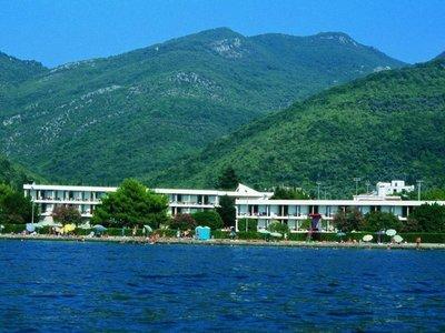 Отель Kamelija Hotel 2* Тиват Черногория