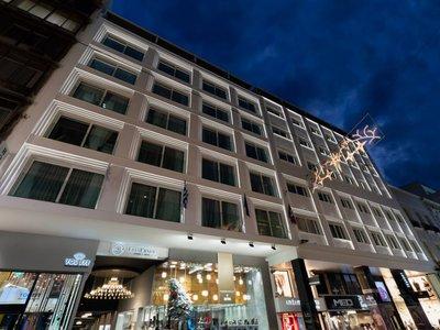 Отель Elia Ermou Athens Hotel 4* Афины Греция