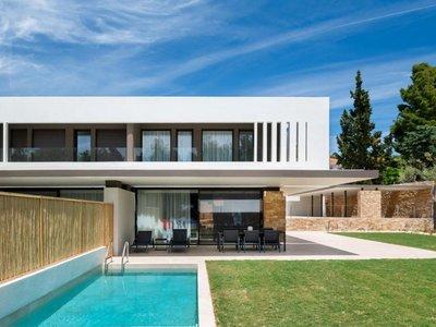 Отель Amantes Villas & Suites 5* Халкидики – Ситония Греция