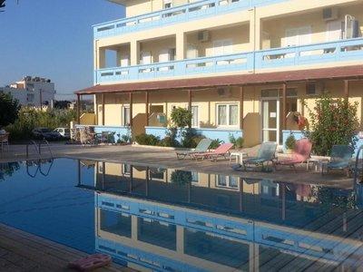 Отель Eleni Palace 3* о. Крит – Ираклион Греция