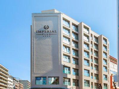 Отель Ad Imperial Plus 4* Салоники Греция