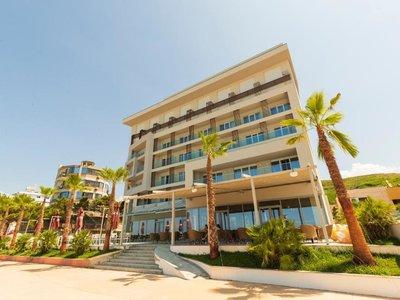 Отель Atrio Hotel Durres 5* Дуррес Албания
