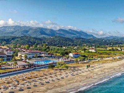 Отель Almyros Beach Resort & Spa 5* о. Корфу Греция