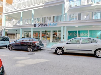 Отель Boogaloo Hotel 2* о. Майорка Испания