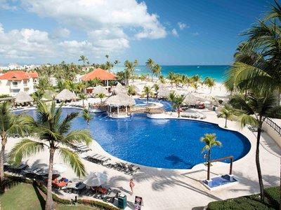 Отель Occidental Caribe 4* Пунта Кана Доминикана