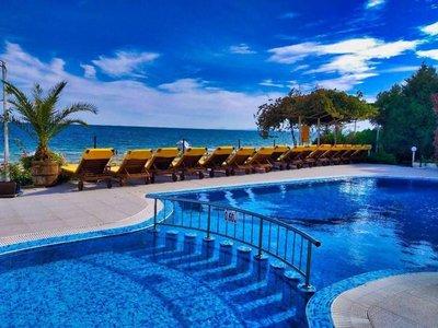 Отель Aphrodite Beach Hotel 4* Несебр Болгария