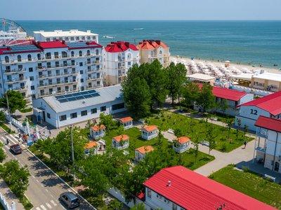 Отель Ruta Resort & Event Hotel 3* Затока Украина
