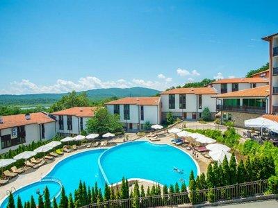 Отель Arkutino Family Resort Hotel 4* Созополь Болгария