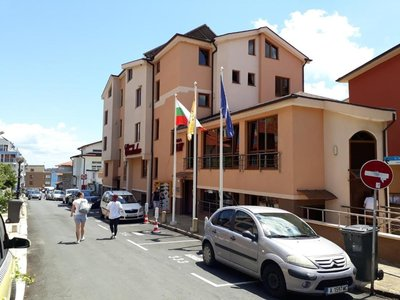 Отель Chuchulev Hotel 3* Созополь Болгария