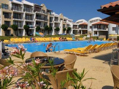 Отель Diamond Hotel 4* Святой Влас Болгария