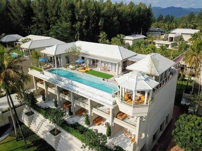 Отель Devasom Khao Lak Beach Resort & Villas 5* Као Лак Таиланд
