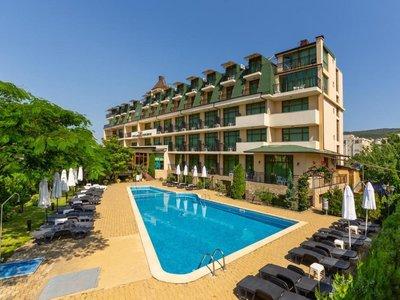 Отель Julia Hotel 3* Святой Влас Болгария