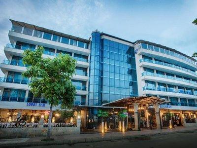 Отель Kiten Beach Hotel 3* Приморско Болгария