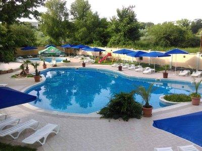 Отель Kristel Park 3* Кранево Болгария