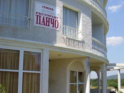 Отель Pancho 2* Кранево Болгария