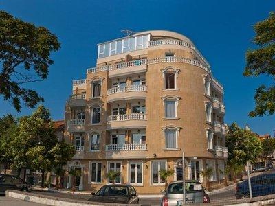 Отель Paros 3* Поморие Болгария