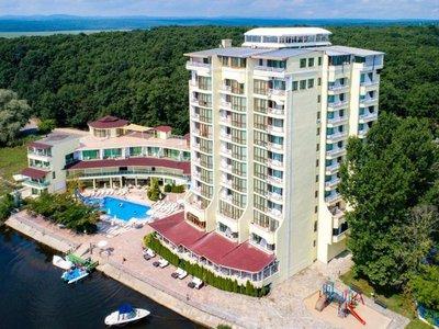 Отель Perla Sun Hotel 4* Приморско Болгария