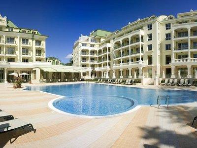 Отель Romance Splendid Spa Hotel 4* Св. Константин и Елена Болгария