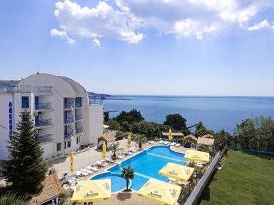 Отель Iceberg Hotel 2* Балчик Болгария