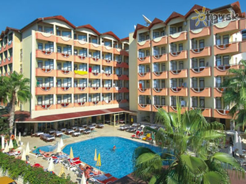 Отель Riviera Zen Hotel 3* Алания Турция
