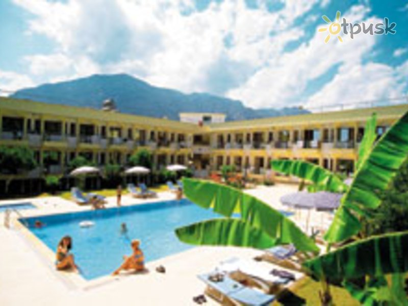 Отель Club Victoria 2* Кемер Турция