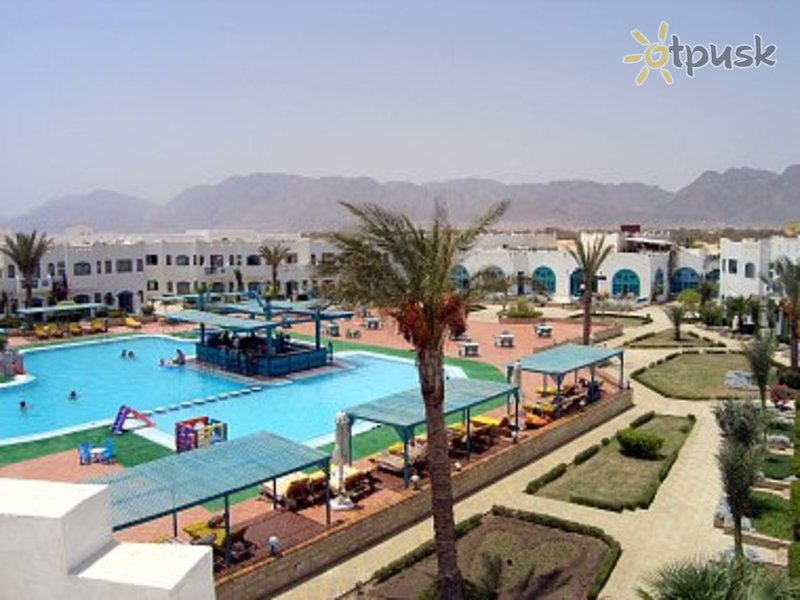 Отель Tropicana Nuweiba 4* Нувейба Египет