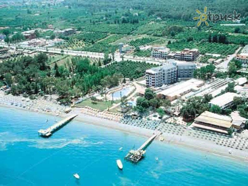 Отель Xiza Beach Resort 4* Кемер Турция