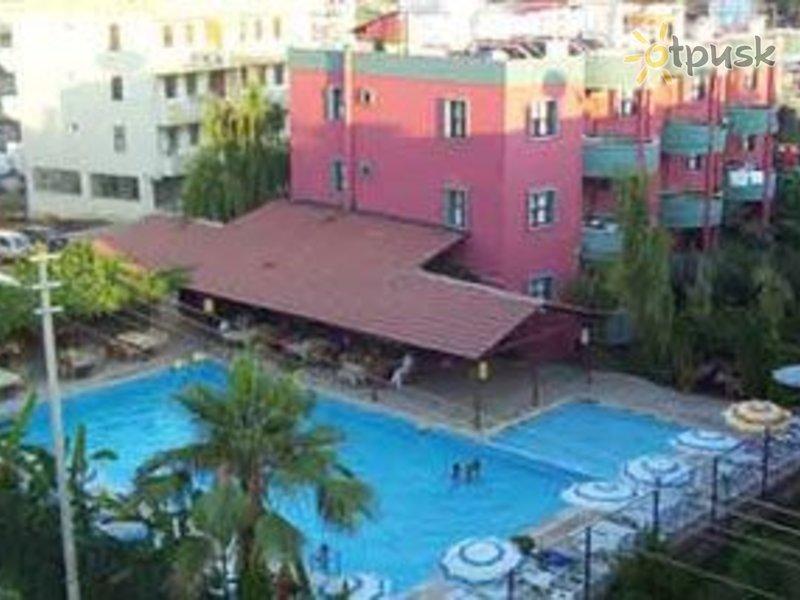 Отель Akay Apart 2* Алания Турция