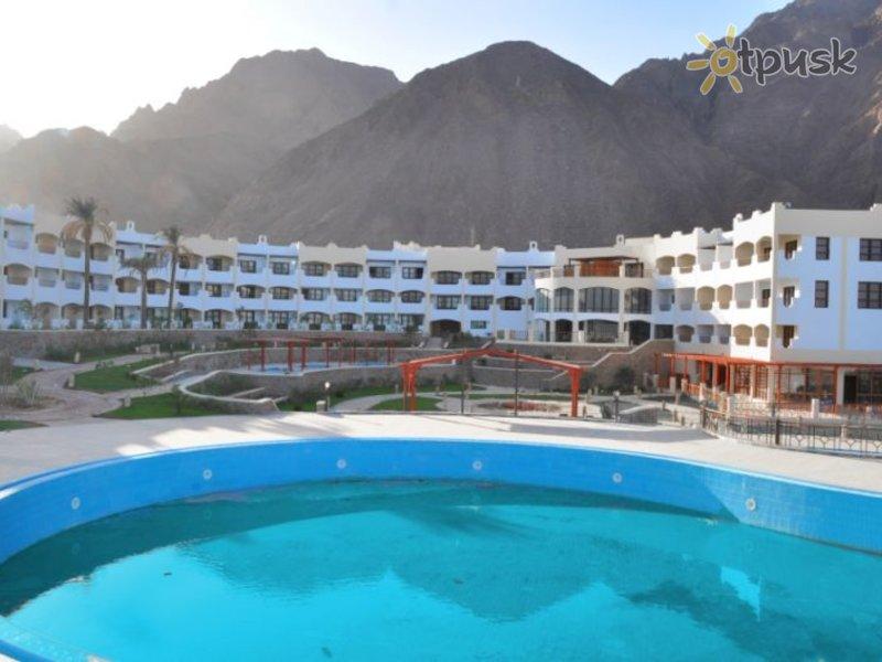 Отель Aquamarine Sun Flower Resort Taba 4* Таба Египет