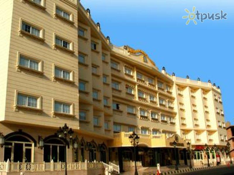 Отель Shedwan Golden Beach Resort 3* Хургада Египет