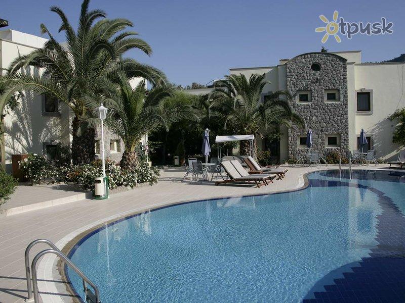 Отель Club Aqua Turkbuku 4* Бодрум Турция