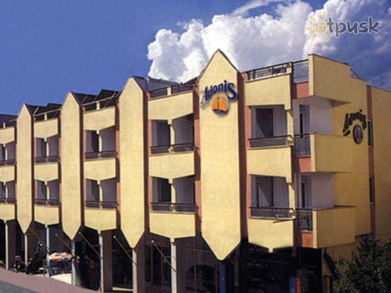 Отель Adonis Hotel Kemer 3* Кемер Турция