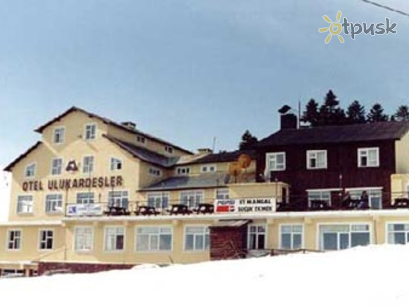 Отель Ulukardesler Hotel 4* Улудаг Турция