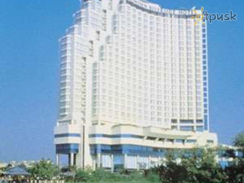 Отель Montien Riverside 5* Бангкок Таиланд