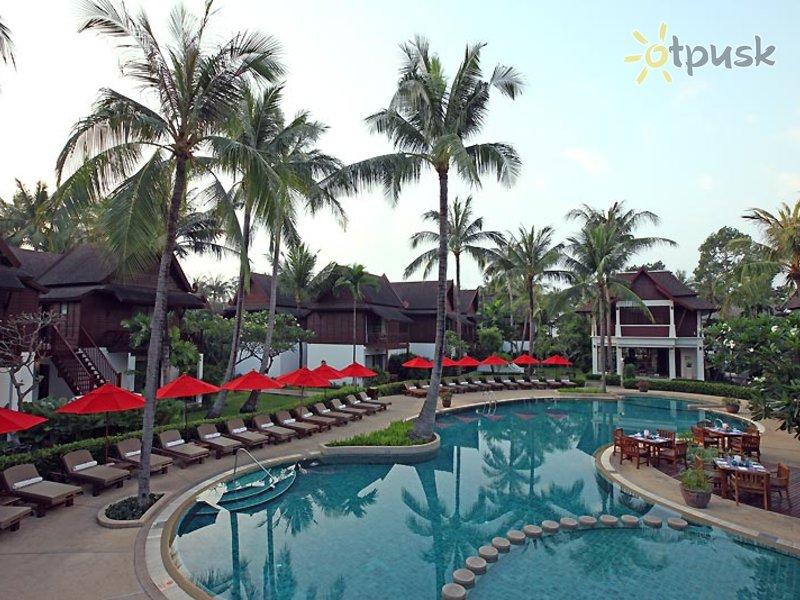 Отель Amari Koh Samui 4* о. Самуи Таиланд