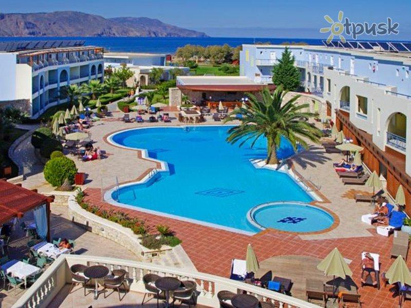 Отель Mythos Palace Resort & Spa 5* о. Крит – Ханья Греция
