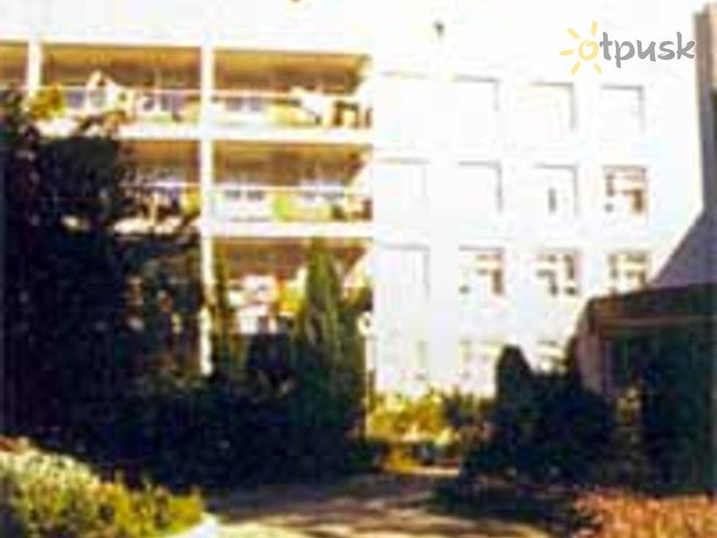 Отель Центральный детский клинический санаторий Минобороны Украины 1* Евпатория Крым
