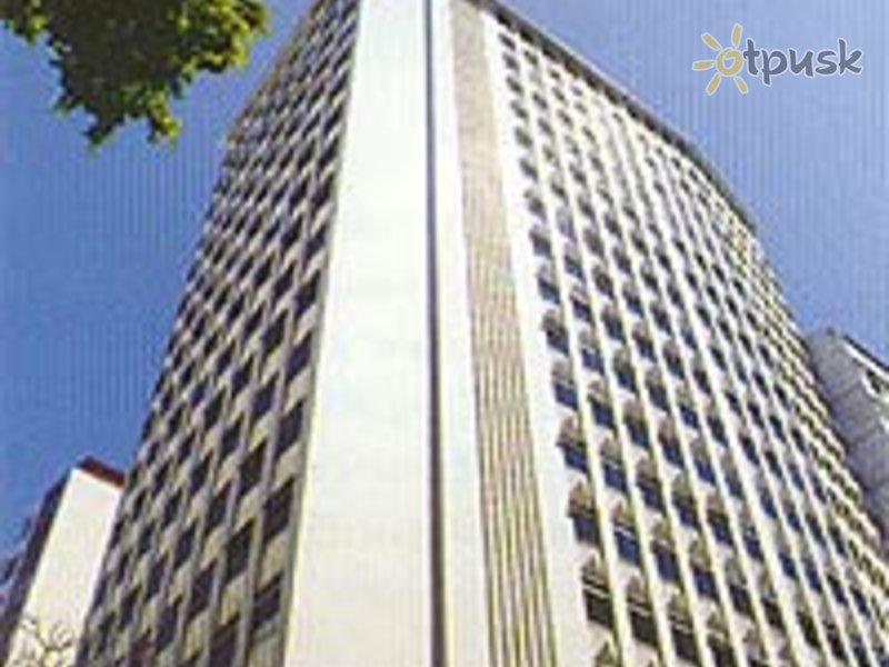 Отель Golden Tulip Continental 3* Рио-де-Жанейро Бразилия