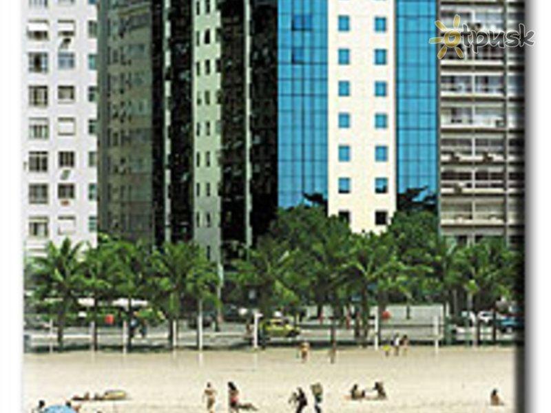 Отель Excelsior Copacabana 4* Рио-де-Жанейро Бразилия