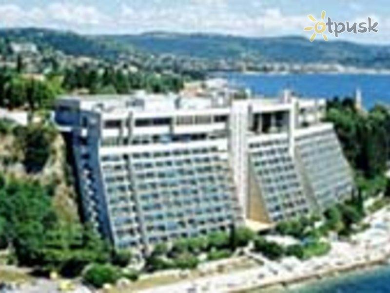 Отель Grand Hotel Emona 5* Порторож Словения