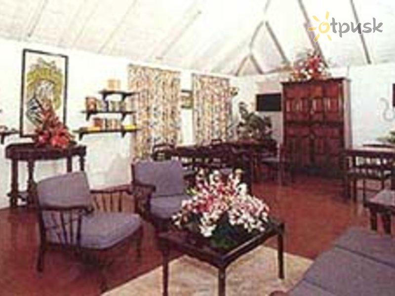 Отель Blue Horizons Cottage 3* Сент-Джорджес Гренада