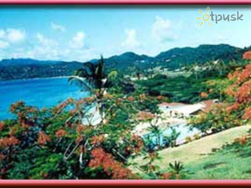 Отель The Flamboyant Hotels & Cottages 3* Сент-Джорджес Гренада