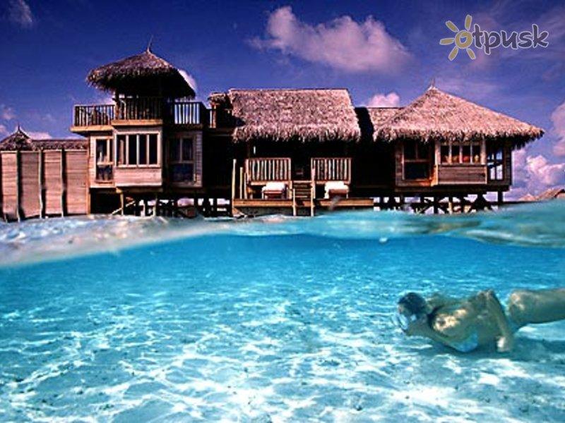 Отель Soneva Gili Resort & Spa 5* Северный Мале Атолл Мальдивы