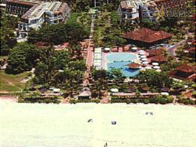 Отель Inna Putri Bali 4* Нуса Дуа (о. Бали) Индонезия