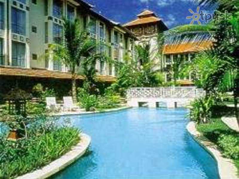 Отель Radisson Sanur Bali 4* Санур (о. Бали) Индонезия