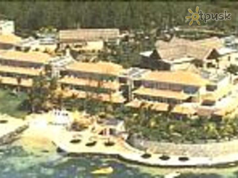 Отель Marina Resort 3* о. Маврикий Маврикий